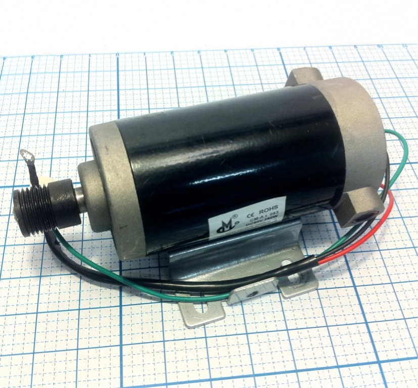 Dc 90v 250w electric motor w mounting plate ebay for Electric motor base plate